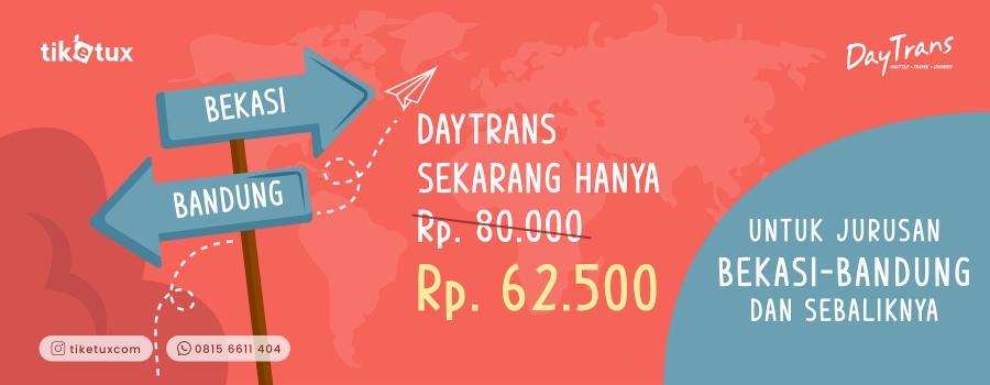 Daytrans Bekasi-Bandung
